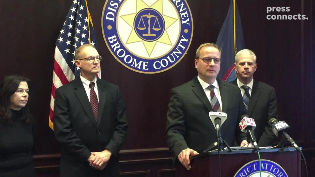 Broome County District Attorney's Office is launching a program to steer people charged with minor crimes into job training.