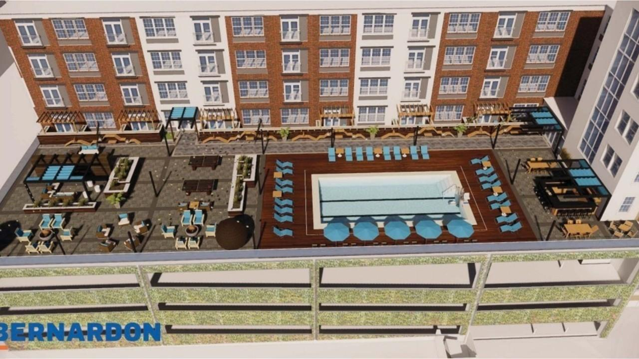 New Hotel Proposed For Newarks Main Street