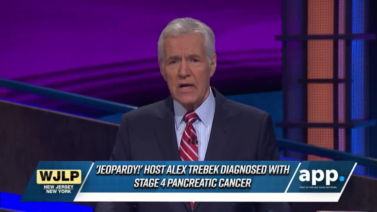 'Jeopardy!' host Alex Trebek announces cancer diagnosis