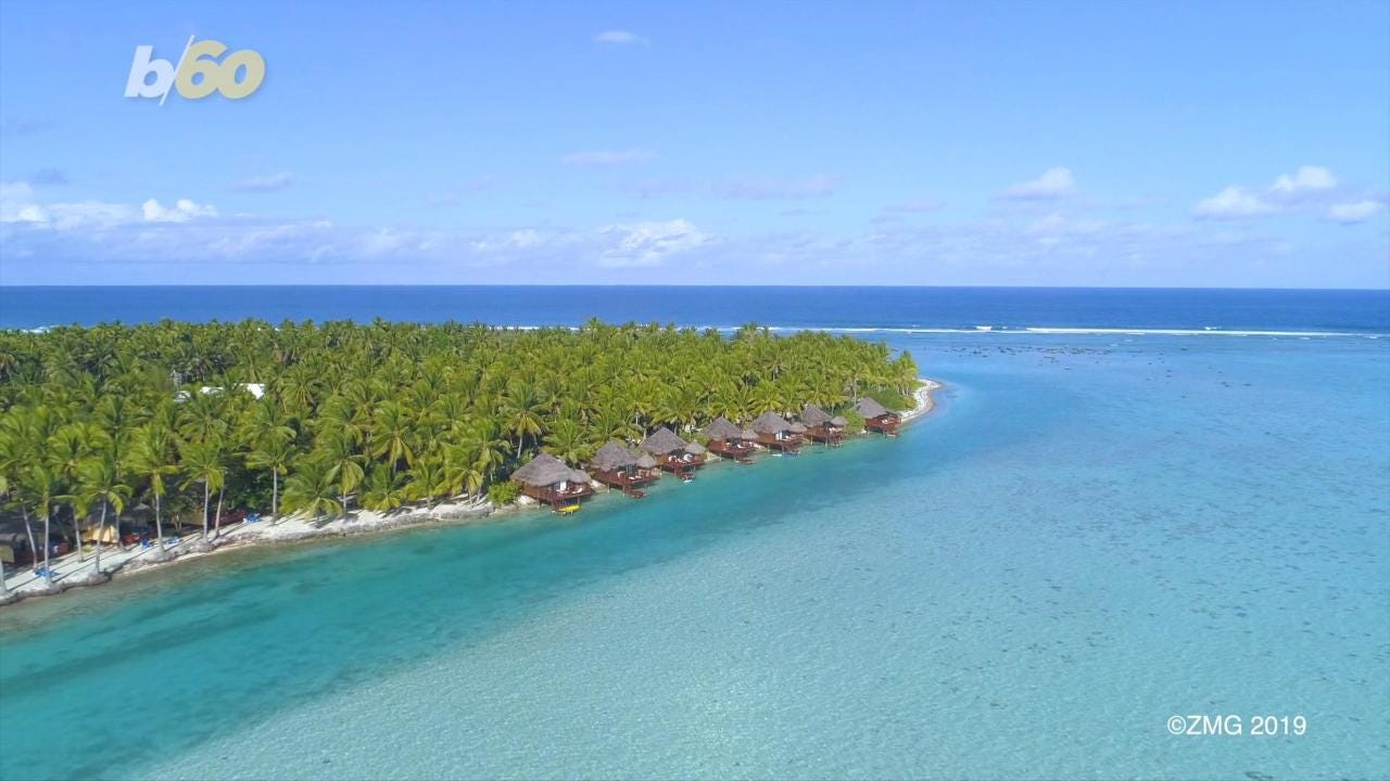 Cook Islands considers changing its name