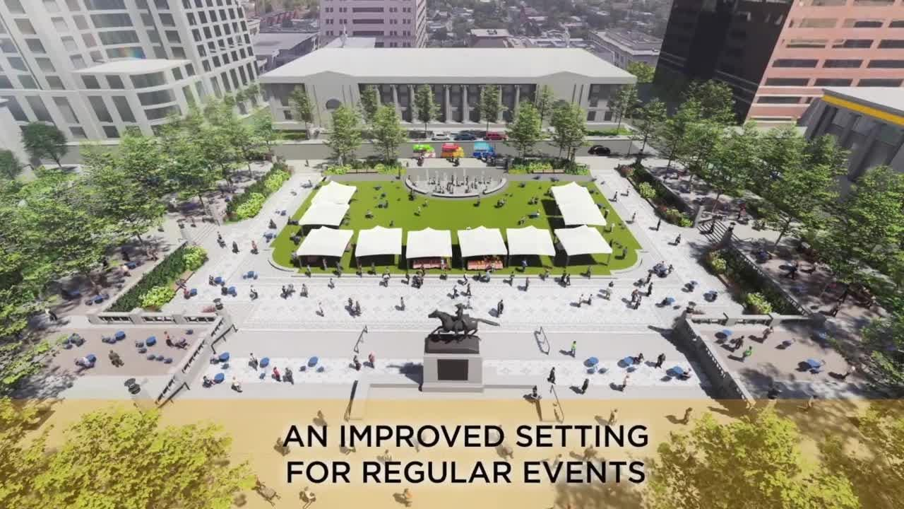 Renovations planned for Rodney Square