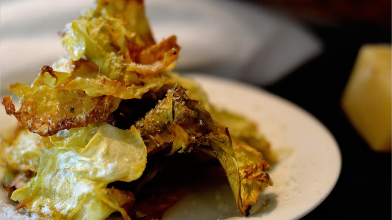 The new - and old - hot food trend is cabbage, in a lot more than slaw and sauerkraut. Here's one delicious way to serve cabbage.