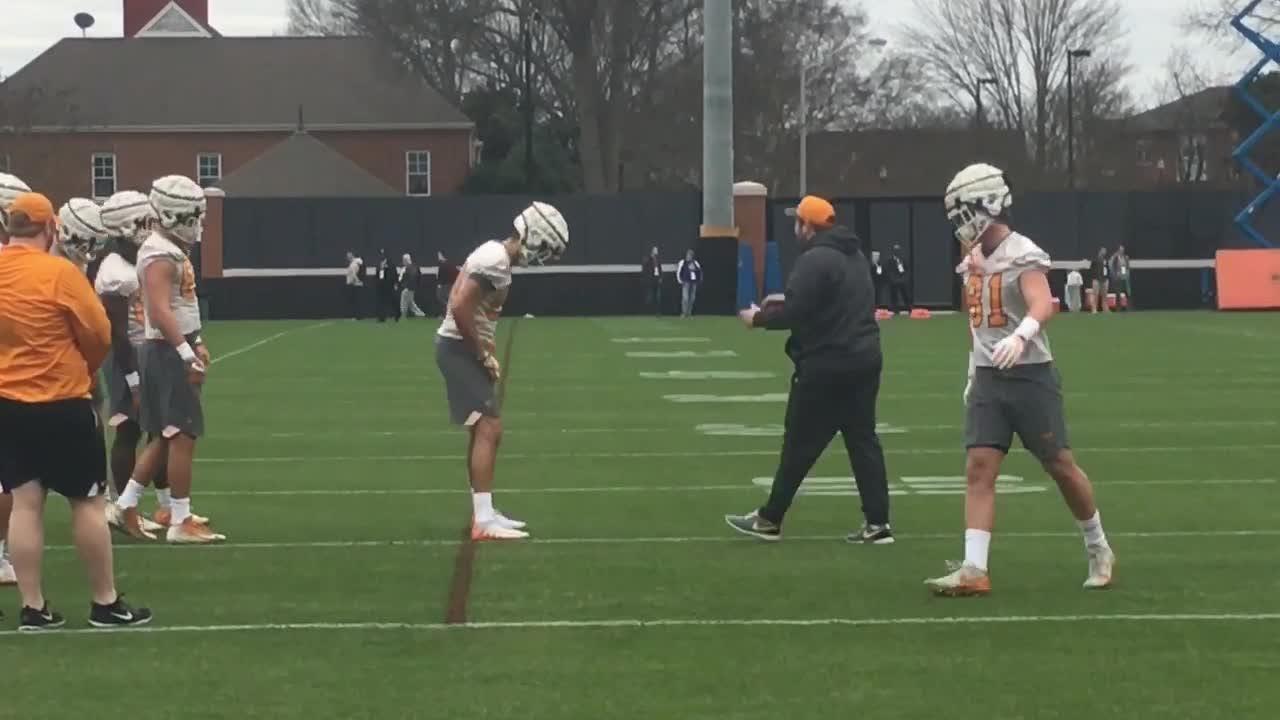 Tennessee football: UT Vols spring practice highlights
