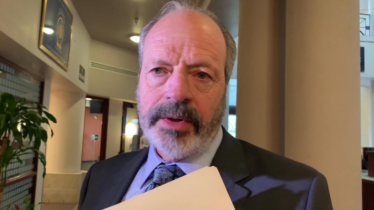 Former El Paso mayor Oscar Leeser intends to run in 2020 mayoral race.