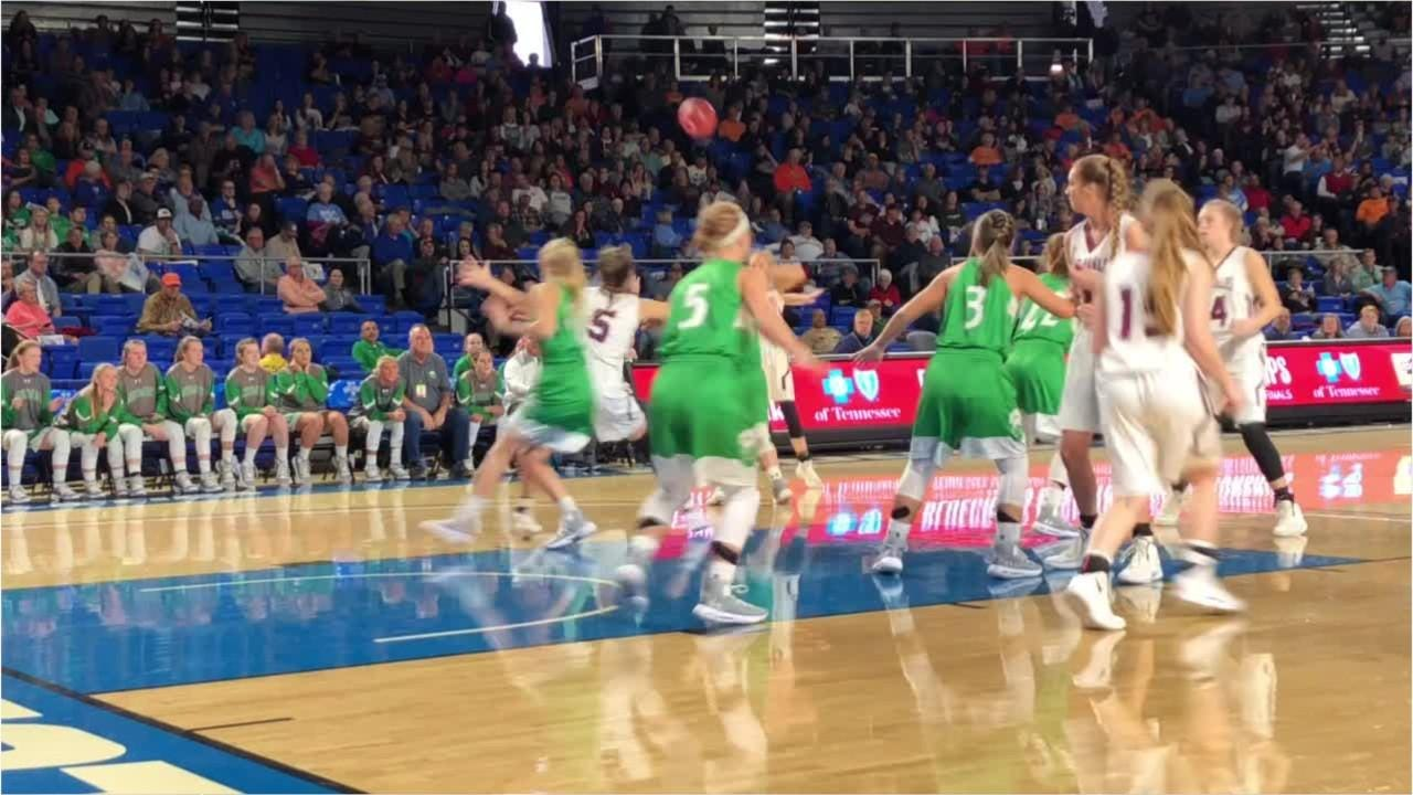 VIDEO: Midway girls down Eagleville in closing seconds of Class A quarterfinals