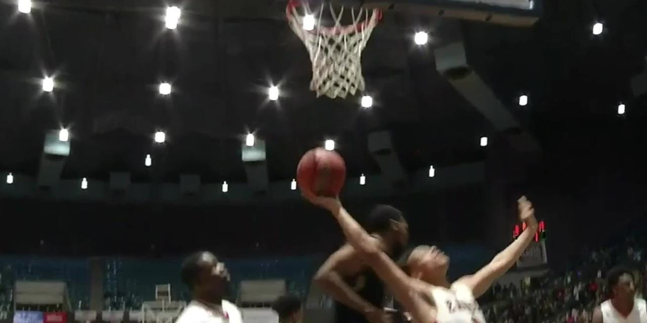 The Raymond Rangers defeated Florence 77-62 Thursday night to become the 4A state champs for the third-straight year.