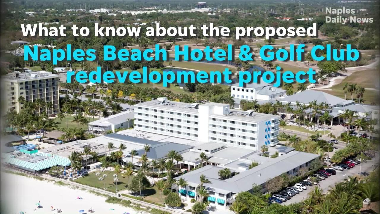 City Council Approves Naples Beach Hotel Plan