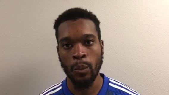 Reno's all-time leading scorer Brian Brown talks about the upcoming Reno 1868 FC season at Media day on Wednesday.