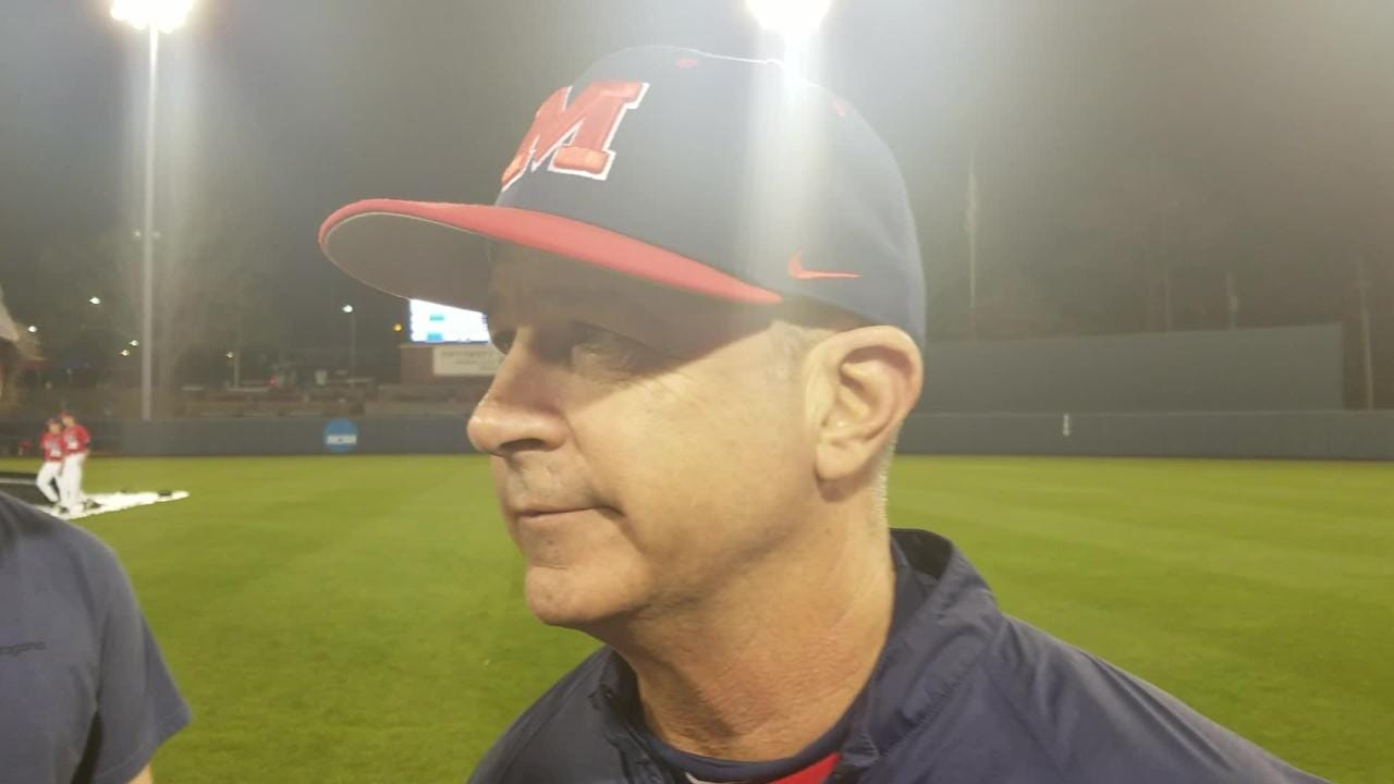 Ole Miss baseball coach Mike Bianco recapped how pitcher Will Ethridge performed in the Rebels' 15-9 win over UAB on Friday night.