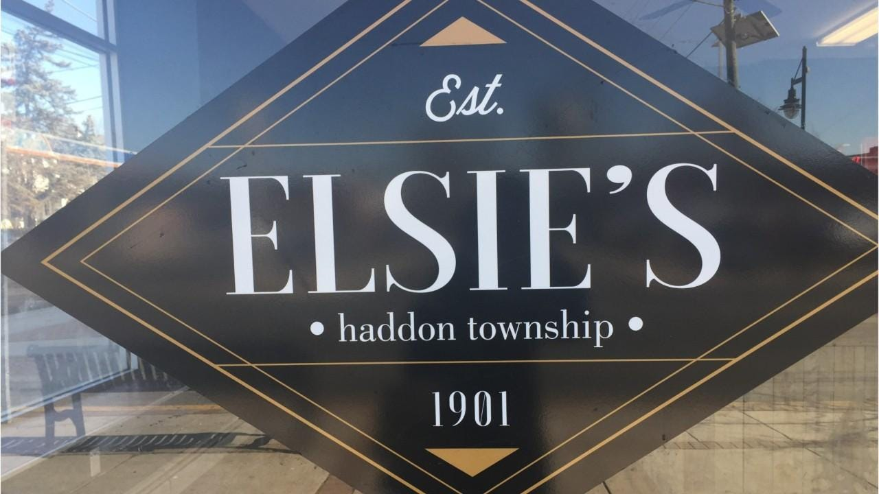 Elsie's is a new business in Haddon Township that offers sandwiches made with pickles and cucumbers instead of bread.