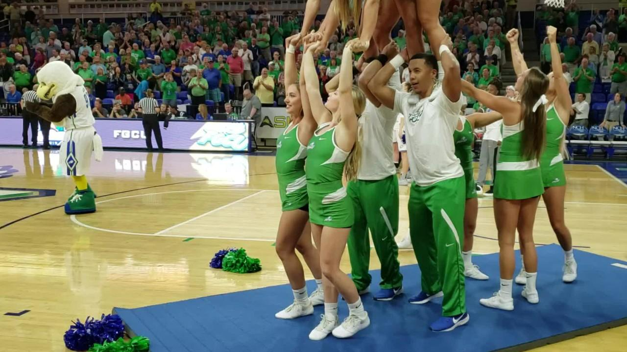 The Eagles were shorthanded, and it wasn't as easy as expected, but top-seeded FGCU beat NJIT in the ASUN quarterfinals