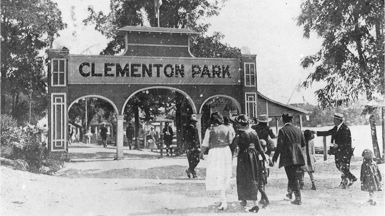 Amusement park expands over the decades, but pays homage to its early-20th-century roots.