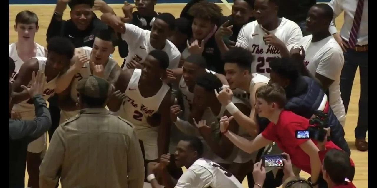For the first time ever in program history, the Center Hill boys won their first state title game defeating defending champs, Olive Branch, 75-73