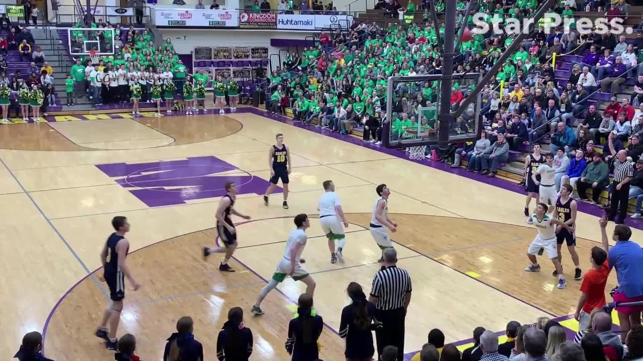 Check out Delta's top plays against Tippecanoe Valley.