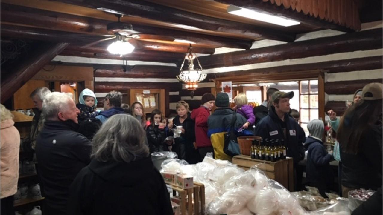 Malabar Farm Maple Syrup Festival 2019