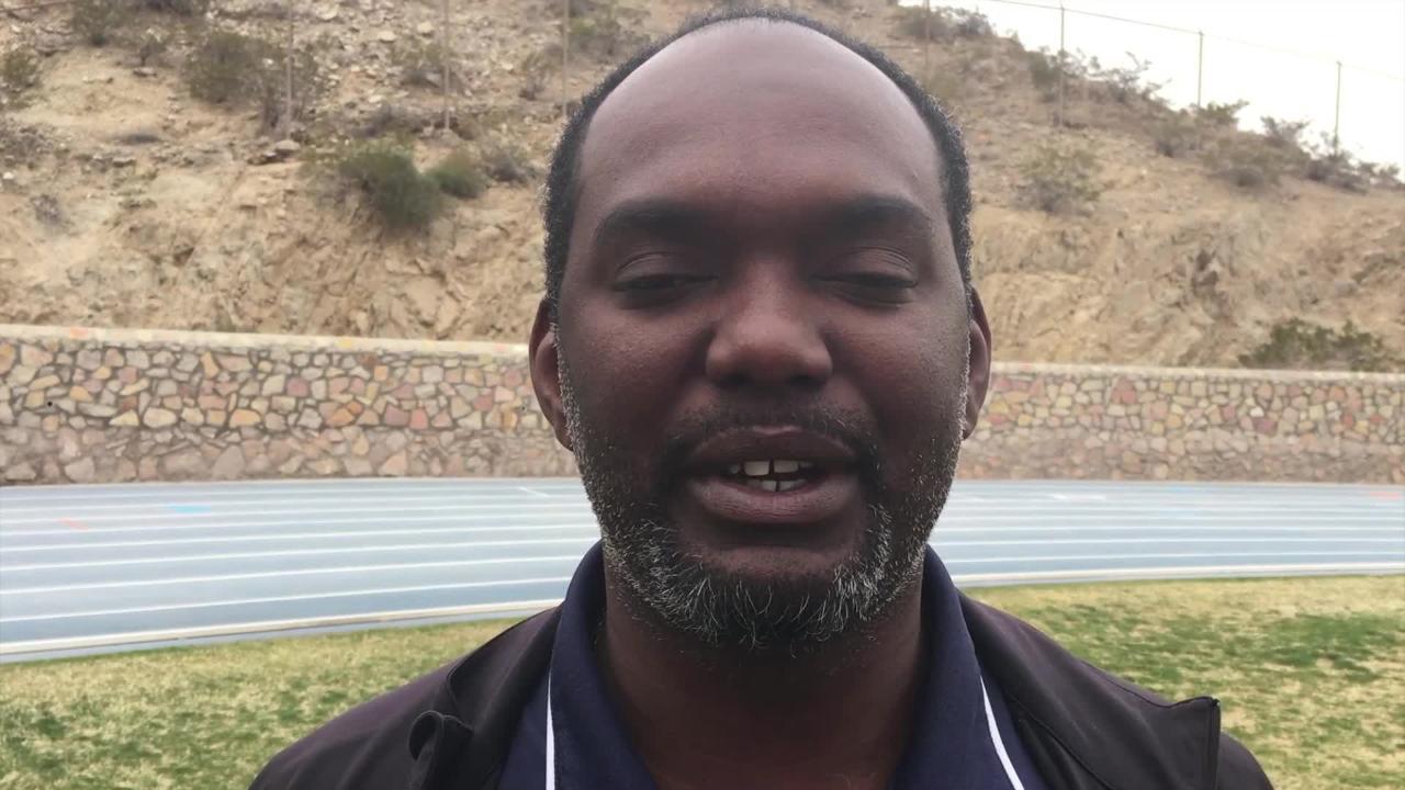 Video: UTEP's Sean Bailey