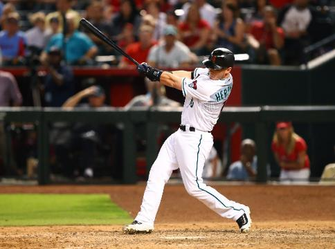 Chris Herrmann walks it off for D-Backs