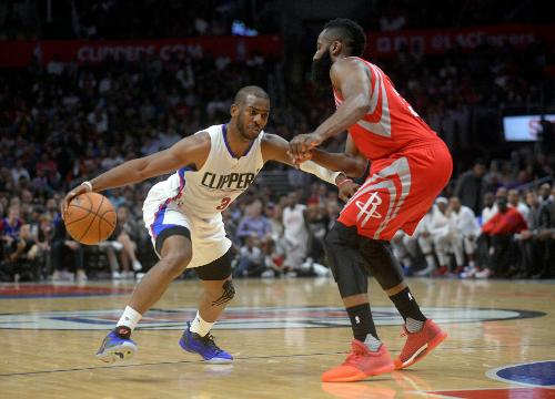 CP3 joins Harden; Miggy's mouth misfires