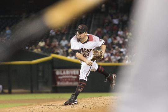 Lovullo, Godley reflect on D-Backs' close loss
