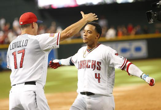 Lovullo, Marte, Walker discuss D-Backs' walk-off win