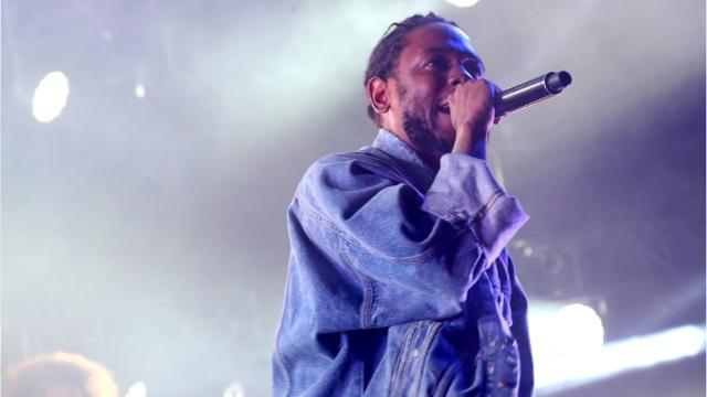 Kendrick Lamar launched The DAMN. Tour in Glendale's Gila River Arena, July 12, 2017. Which songs were part of his setlist? (Photos by Getty Images)