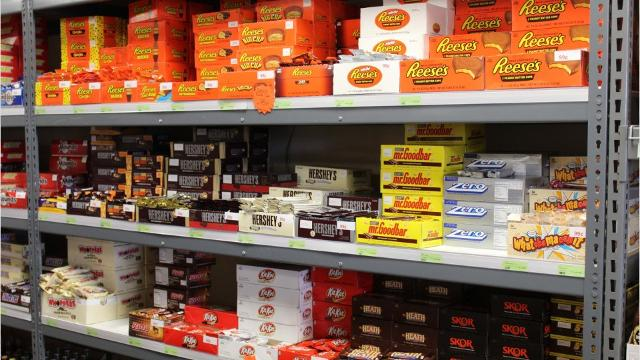Sweeties Candy of Arizona is a massive candy shop in Chandler that will make you feel like a kid again.