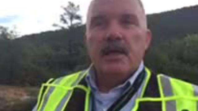 Sgt. David Hornung talks about responding to the Payson tragedy