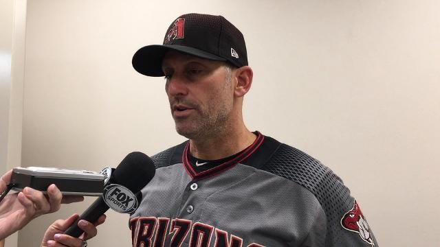 Torey Lovullo after D-Backs' fifth straight loss