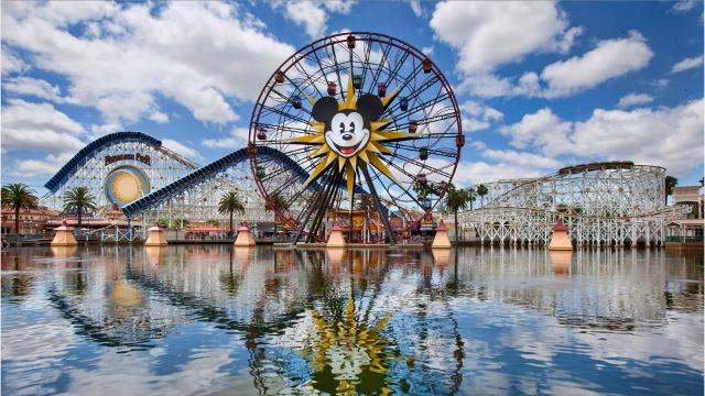 Best and worst attractions at California Adventure