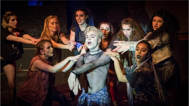 A theater in Boston sparked a controversy about adult content featured in youth productions. How does Arizona relate to this concern? (Photos from Laura Durant, Alayne Vogel and Joanne Wastchak)