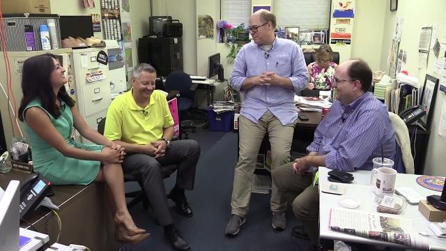 In the July 19 episode, the Republic's politics team talks about Sen. McCain's health scare and the health care bill that wasn't, Rep. Martha McSally's big spending, and what's to become of the school voucher petition. Hannah Gaber/azcentral.com
