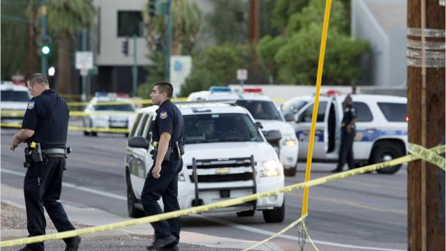 Arizona's public-safety pension system faces financial peril because of poor investments and generous retirement benefits. (Wochit)