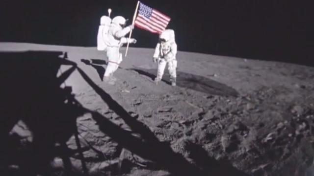 all photos and videos from apollo moon landing - photo #8