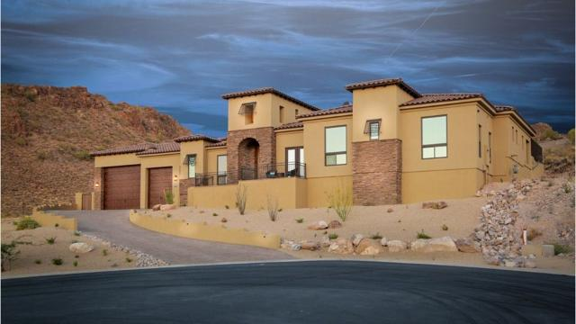 Kevin and Stacy Morgan built a custom home for themselves on a Peoria mountainside.