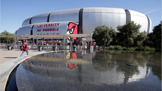 Information For Fans Before The Arizona Cardinals Kick Off Training Camp