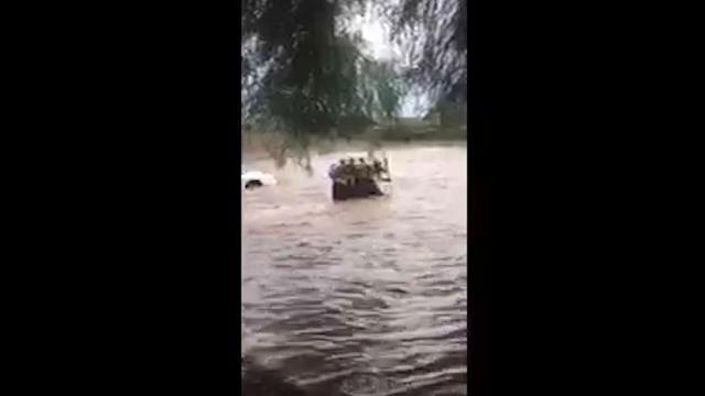 Water rescue Mesa