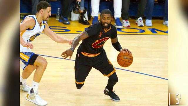 Shot Clock: Kyrie Irving to Suns?