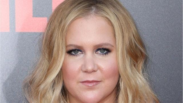 Amy Schumer Nabs Spot On Forbes Highest-Paid Comedians List