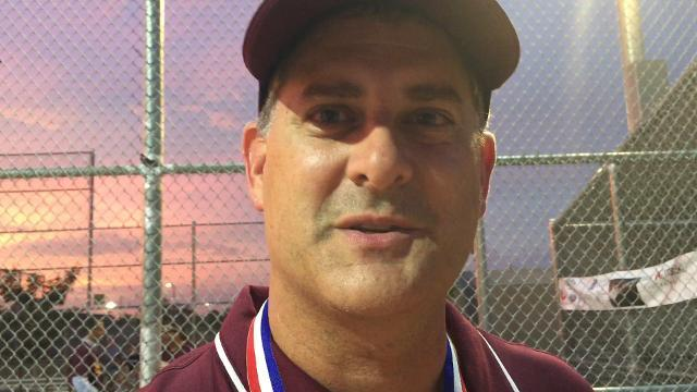 Chandler National North manager Perry Galovich on victory