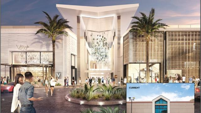 Scottsdale Fashion Square >> What S Coming In Scottsdale Fashion Square S Makeover