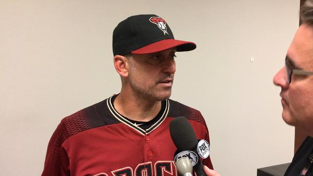 Torey Lovullo on loss to Cardinals, injury to Owings