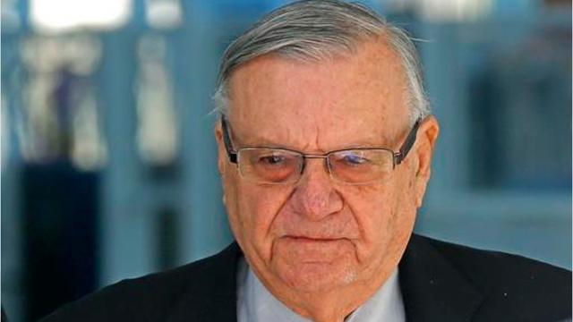 Former Sheriff Joe Arpaio convicted of criminal contempt