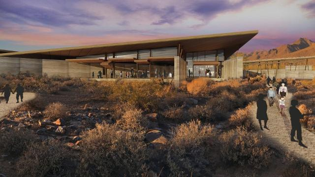 Scottsdale crowd offers mixed response to new desert center plans malvernweather Choice Image
