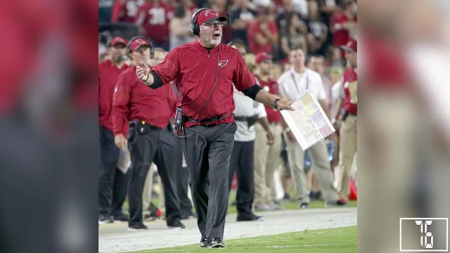 Shot Clock: Arians changes tone with Cardinals