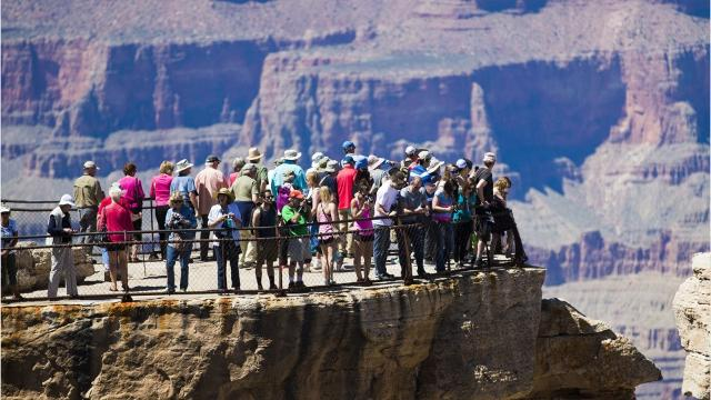 TripAdvisor says three Arizona attractions are among the top 25 trending attractions in the country this summer.