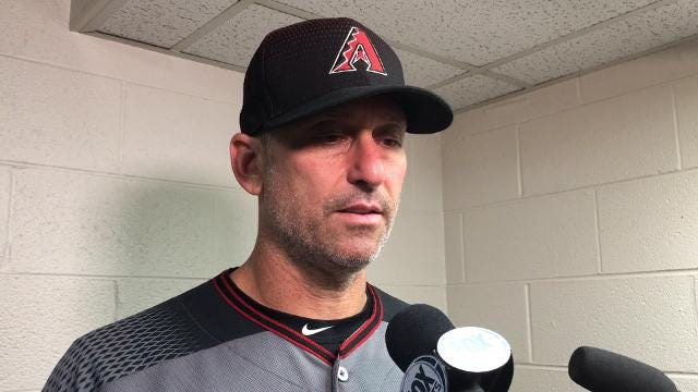 Torey Lovullo on D-Backs' wild win over Cubs