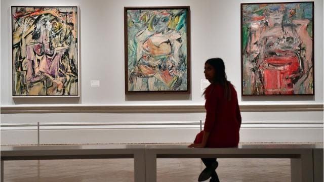 Who is Willem de Kooning?