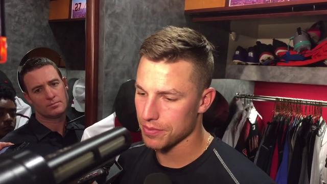 Jake Lamb on loss to Astros