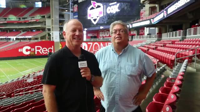 Somers, McManaman on the Cardinals' 'boring' camp
