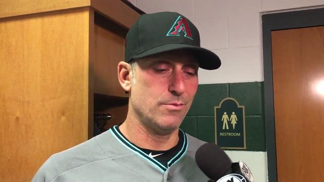Torey Lovullo on D-Backs' loss to Astros